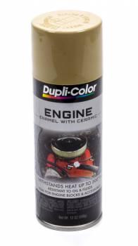 Dupli-Color - Dupli-Color® Engine Enamel - 12 oz. Can - Cummins Beige