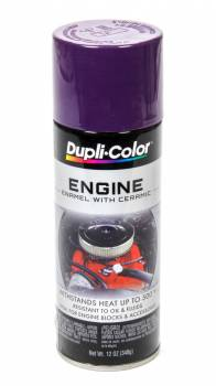 Dupli-Color - Dupli-Color® Engine Enamel - 12 oz. Can - Plum Purple