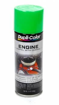 Dupli-Color - Dupli-Color® Engine Enamel - 12 oz. Can - Grabber Green (Lime)