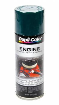 Dupli-Color - Dupli-Color® Engine Enamel - 12 oz. Can - Racing Green (Hunter)