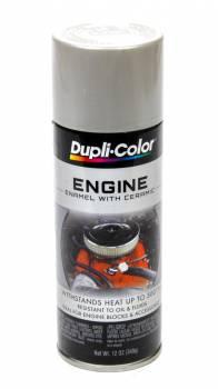 Dupli-Color - Dupli-Color® Engine Enamel - 12 oz. Can - Cast Coat Aluminum