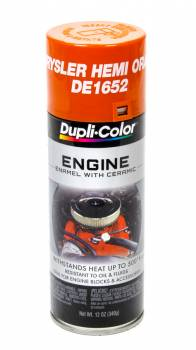 Dupli-Color - Dupli-Color® Engine Enamel - 12 oz. Can - Hemi Orange