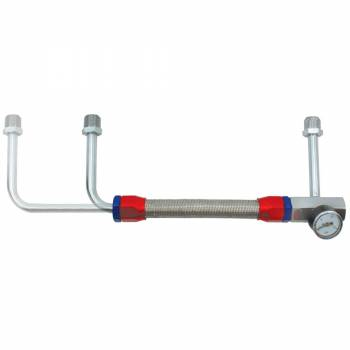Spectre Performance - Spectre Dual Feed Fuel Line - 3/8 in. Holley