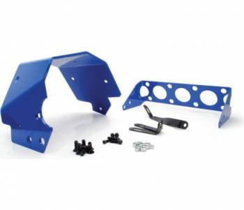 TCI Automotive - TCI GM, TH400 Trans-Shield Blue SFI-approved