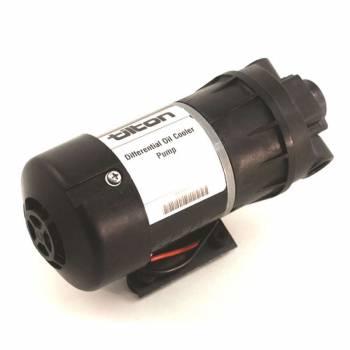 Tilton Engineering - Tilton Transmission, Differential Cooler Pump w/ Bypass - Viton Diaphram - 12 Volt