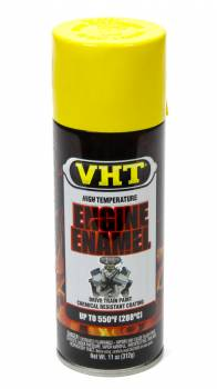 VHT - VHT Hi-Temp Engine Enamel - Gloss Yellow - 11 oz. Aerosol Can