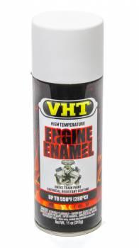 VHT - VHT Hi-Temp Engine Enamel - Gloss White - 11 oz. Aerosol Can