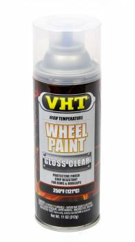 VHT - VHT Polyurethane Wheel Paint - Clear Coat - 11 oz. Aerosol Can