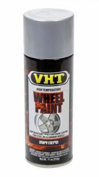 VHT - VHT Polyurethane Wheel Paint - GM Rally Silver - 11 oz. Aerosol Can