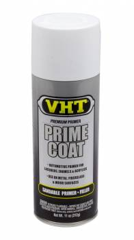VHT - VHT Prime Coat Sandable Primer - White - 11 oz. Aerosol Can