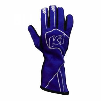 K1 Race Gear Champ Glove - Blue 23-CHP-B