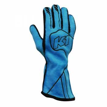 K1 Race Gear Champ Glove - Fluo Blue 23-CHP-FB