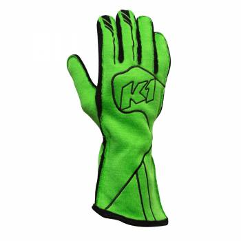 K1 Race Gear Champ Glove - Fluo Green 23-CHP-FV