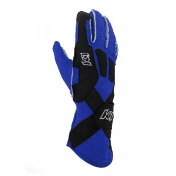 K1 Race Gear Pro-XS Glove - Blue 23-PXS-B