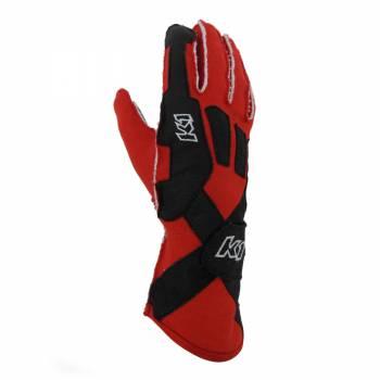 K1 Race Gear Pro-XS Glove - Red 23-PXS-R