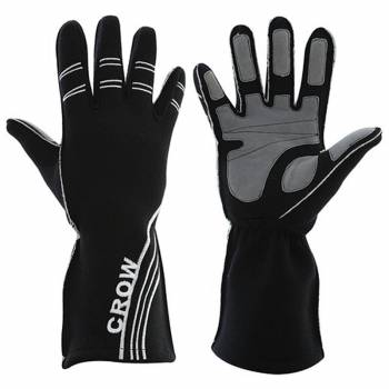 Crow All-Star Nomex® Driving Glove - Black