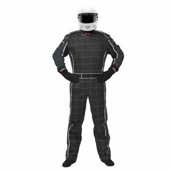 Pyrotect Ultra-1 Auto Racing Suit - Black