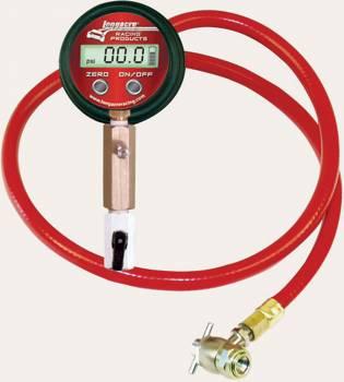 Longacre Racing Products - Longacre Digital Shock Inflator - 300 PSI