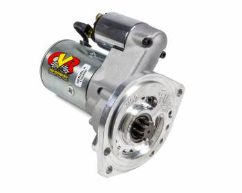 CVR Performance Products - CVR Performance Products Protorque Ultra Starter 5 Position Mounting Block 4.4:1 Gear Reduction - 157 Tooth Flywheel - Small Block Ford