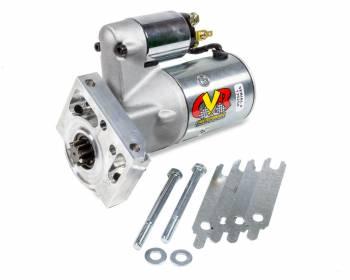 CVR Performance Products - CVR Protorque Ultra Starter 5 Position Mounting Block 4.4:1 Gear Reduction - Pontiac/Oldsmobile V8