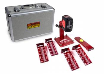 """Longacre Racing Products - Longacre Racing Products Laser Chassis Height Gauge 2-6"""" Height Range"""
