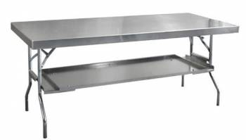 Pit Pal Products - Pit Pal Products Table Attachment Utility Shelf 200 lb Rating