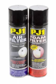 PJ1 Products - PJ1 Products 20 oz Aerosol Cleaner Air Filter Service Kit 20 oz Aerosol Oil