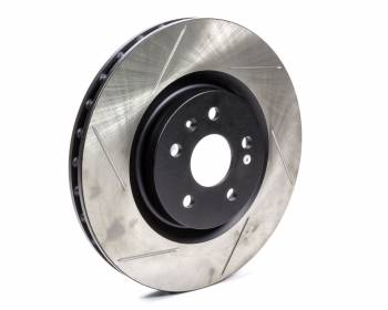StopTech - StopTech Power Slot Brake Rotor Front Passenger Side - Chevy Camaro/Pontiac G8 2009-13