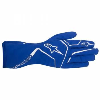 Alpinestars Tech 1-K Race S Youth Karting Glove - Blue 3552717-70