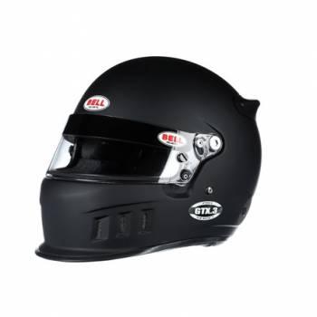 Bell Helmets - Bell GTX.3 Helmet - Matte Black - 7-5/8 Plus
