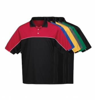 TMR Heel-Toe Polo Shirt K908