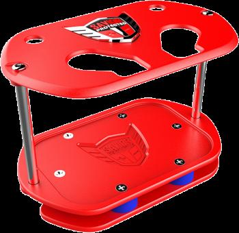 Savior Products - Savior Pro Case - Optima Group 34 Battery - Red