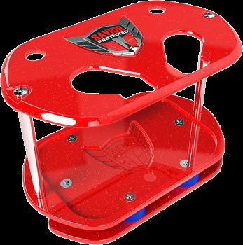 Savior Products - Savior Show Case - Optima Group 34 Battery - Red