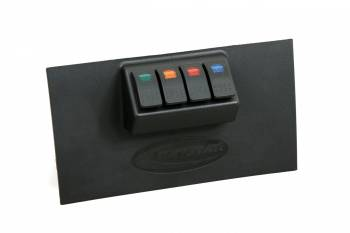 Daystar - Daystar 07-10 Jeep JK Switch Panel