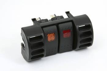 Daystar - Daystar 97-06 Jeep TJ Air Vent Switch Panel