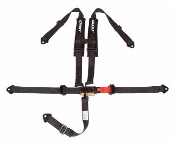 "Grant Products - Grant Steering Wheels Harness 5 Point 2"" x 2 in Belts w/Latch & Link"