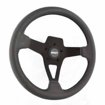 Grant Products - Grant Steering Wheels Edge Series Steering Wheel Grey Vinyl