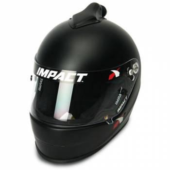 Impact - Impact 1320 Top Air Helmet - Flat Black - Small - SA2015 Rated