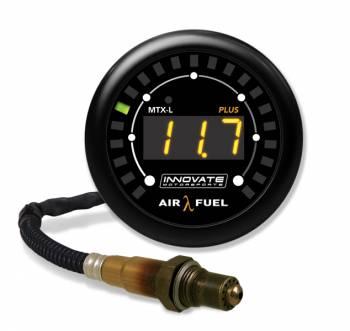 Innovate Motorsports - Innovate Motorsports MTX-L Plus Digital Air/ Fuel Ratio Gauge Kit