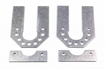 "Kirkey Racing Fabrication - Kirkey Racing Fabrication Seat Mount 1-1/4"" C- Plates"