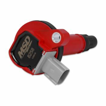 Mallory Ignition - Mallory Ignition Coil 1pk Ford Eco-Boost 3.5L V6 10-13   Red