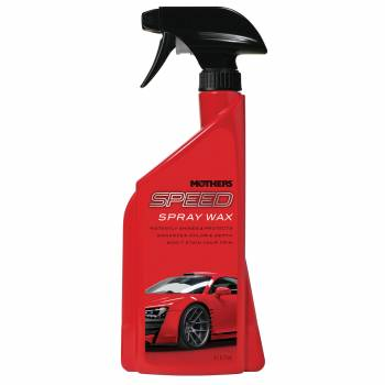 Mothers Polishes-Waxes-Cleaners - Mothers Polishes-Waxes-Cleaners Speed Spray Wax 24oz.