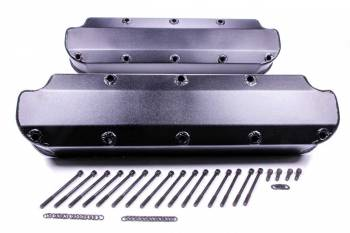 PRW Industries - PRW Industries Billet Alm. Valve Covers Dodge Magnum 5.2/5.9L