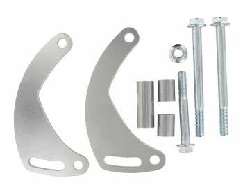 Powermaster Motorsports - Powermaster Motorsports Low Mount Alternator Bracket Kit GM LS1 LH