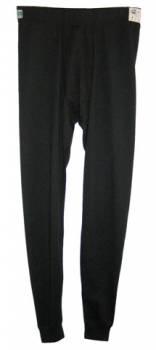 PXP RaceWear - PXP RaceWear Long Sleeve Underwear Top - Black - Youth Medium