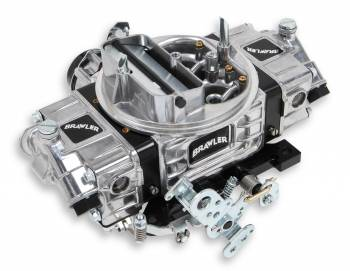 Brawler Carburetors - Brawler 650 CFM Carburetor - Brawler SSR-Series