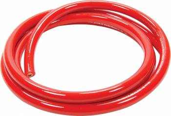 QuickCar Racing Products - QuickCar Racing Products Power Cable 4 Gauge Red 5Ft