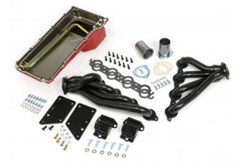 Hamburger's Performance Products - Hamburger's Performance Products Swap In A Box Kit-LS Engine Into S-10