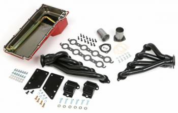 Hamburger's Performance Products - Hamburger's Performance Products Swap In A Box Kit-LS Engine Into 64-67 A-Body