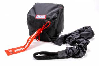 RJS Racing Equipment - RJS Pro Mod Chute W/ Nylon Bag and Pilot - Black